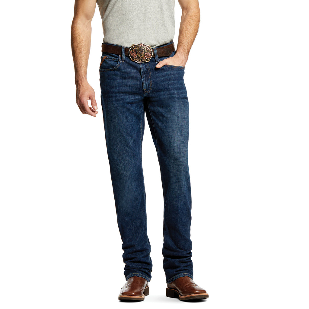 Men's Ariat M1 Rio Stackable Straight Leg Jean #10029008