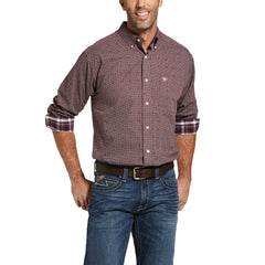 Men's Ariat Wrinkle Free Maddox Classic Fit Shirt #10033054