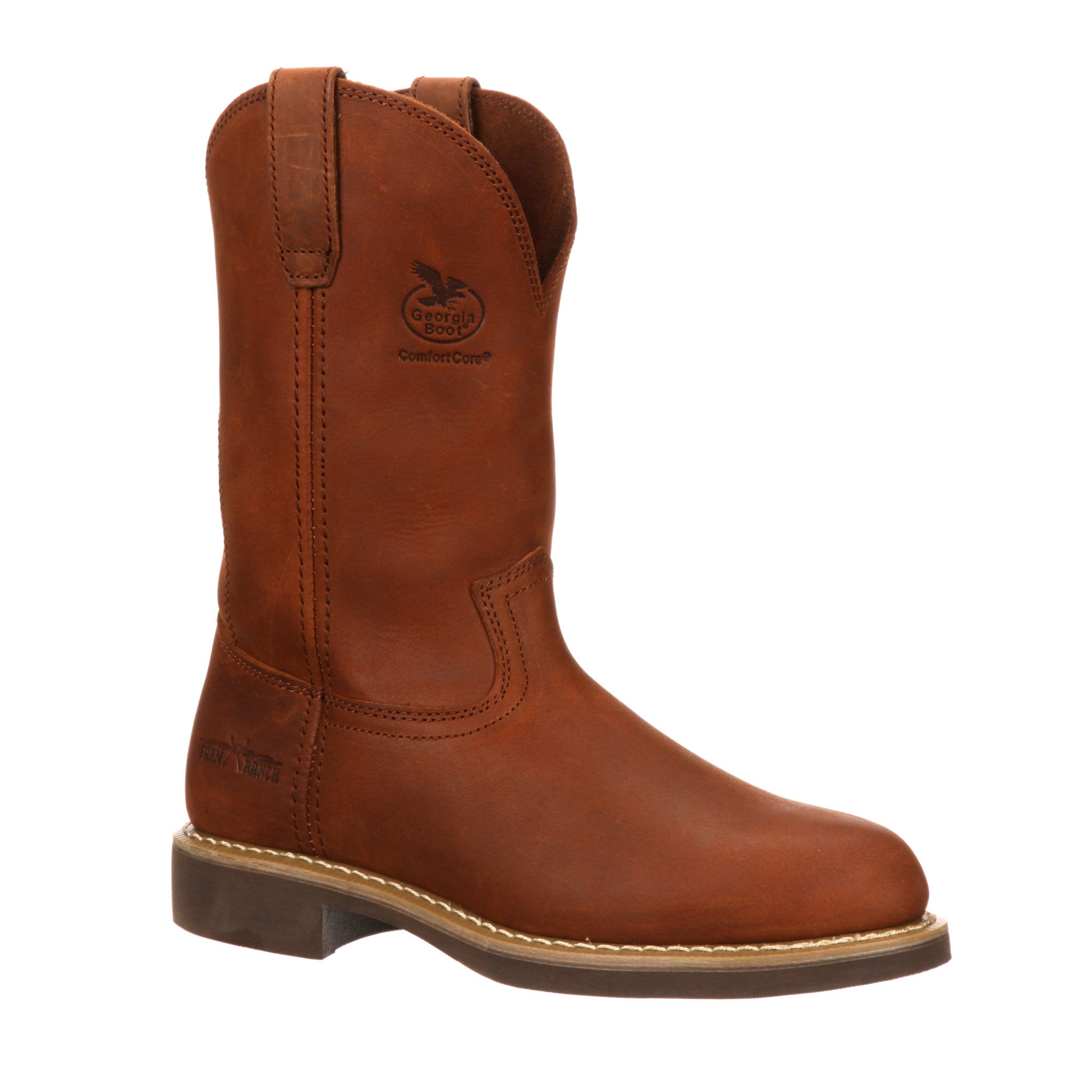 Men's Georgia Carbo-Tec Farm and Ranch Boot #G5814