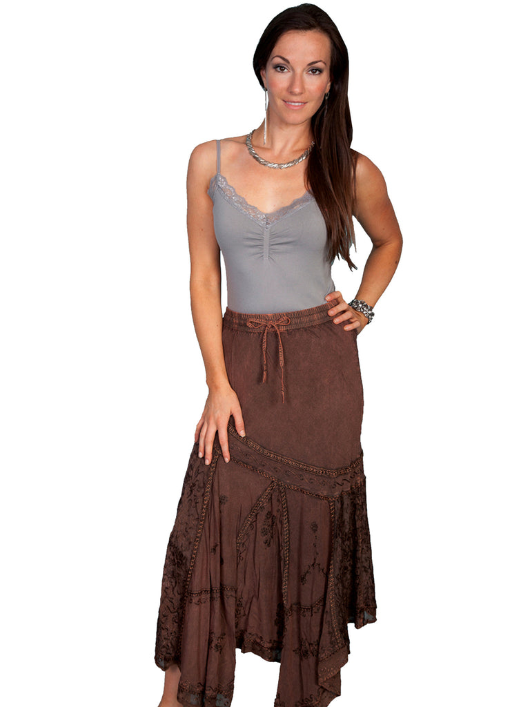 Women's Honey Creek by Scully Skirt #HC64COP