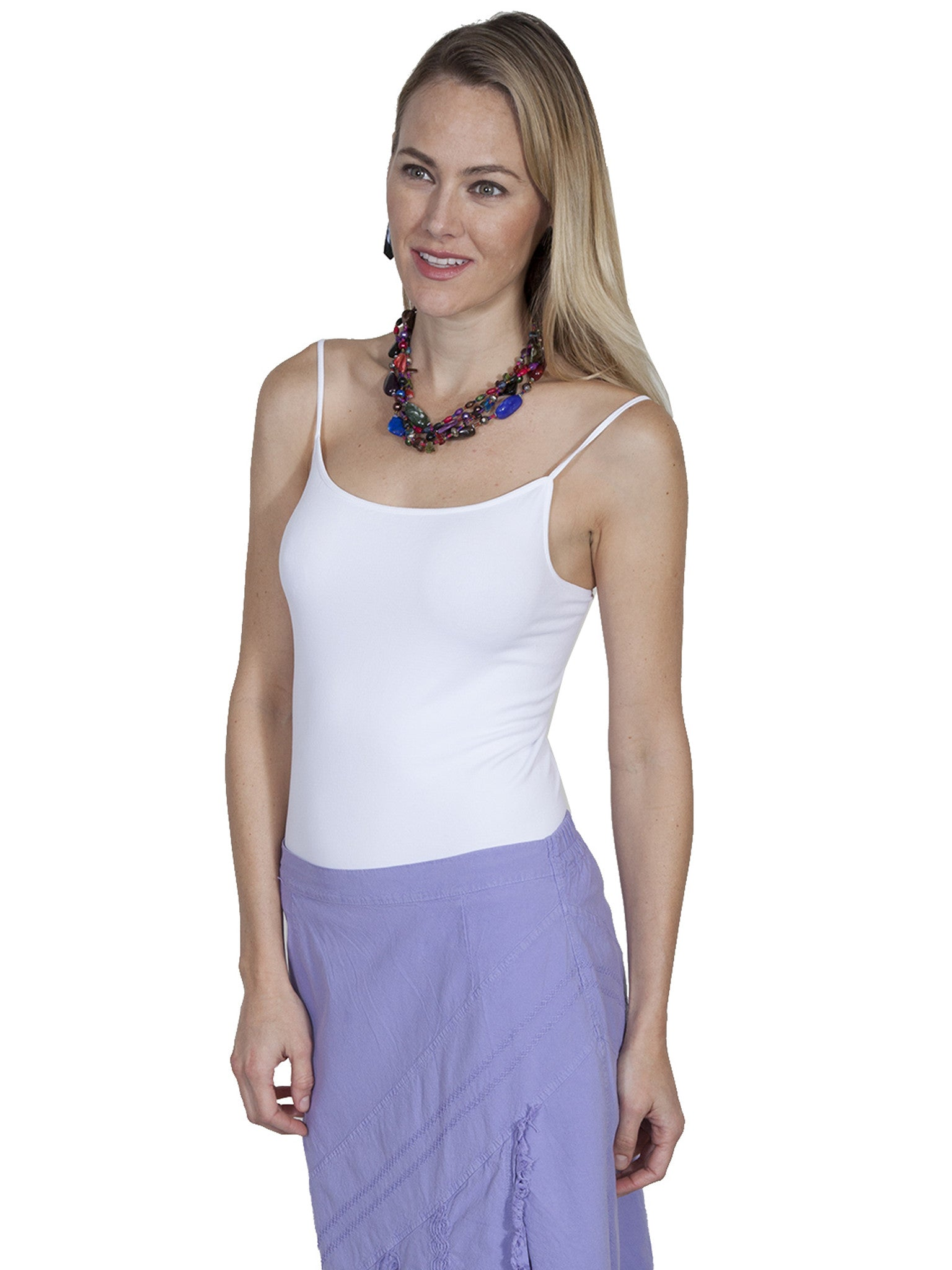 Women's Honey Creek by Scully Tank #HC84WHT