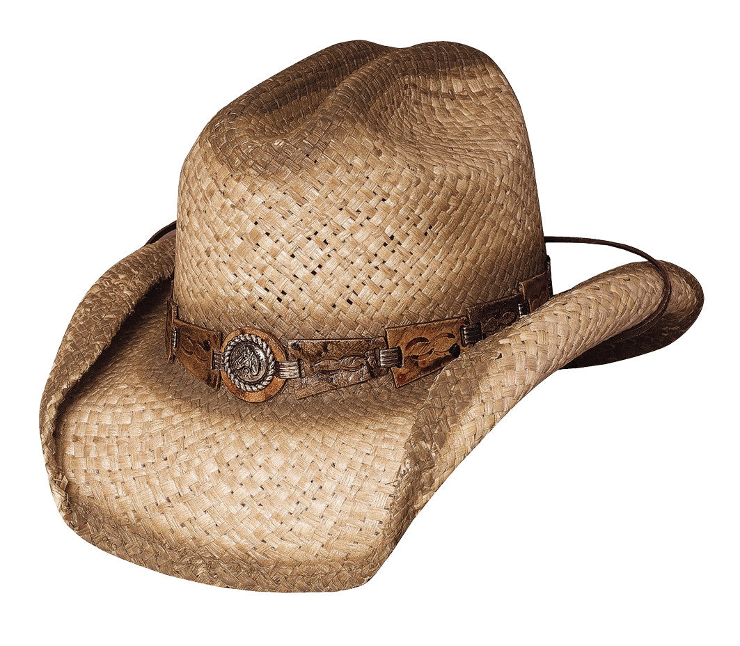 Children's Bullhide Straw Hat #2462