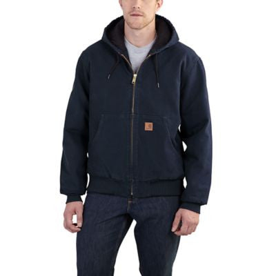 Men's Carhartt Sandstone Active Jacket #J130MDT