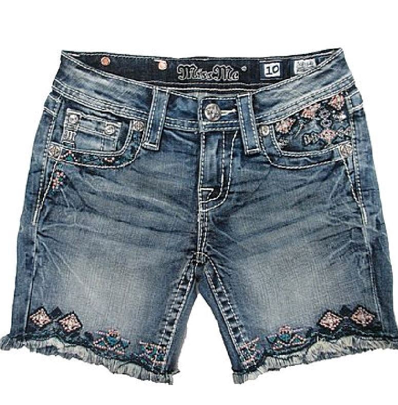 Girl's Miss Me Short #JK8564D