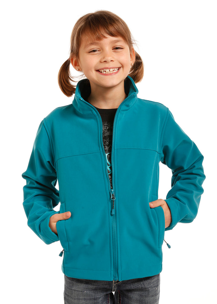 Children's Powder River Softshell Performance Jacket #K2-9646