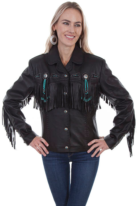 Women's Scully Jacket #L152-11