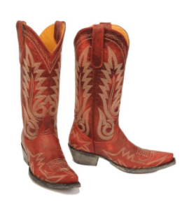 Women's Old Gringo Nevada Western Boot #L175-262