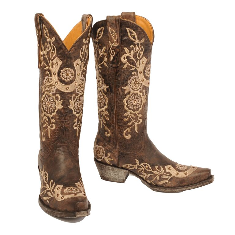 Women's Old Gringo Lucky Western Boot #L515-4