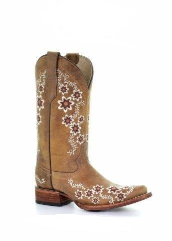 Women's Circle G Western Boot #L5382