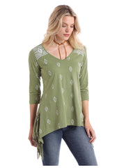 Women's Panhandle Blouse #L9T9693