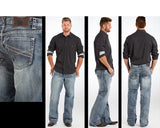 Men's Rock & Roll Cowboy Cannon Jean #M0C3191-C
