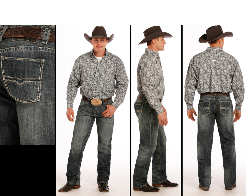 Men's Rock & Roll Cowboy Tuf Cooper Jean #M0T9497