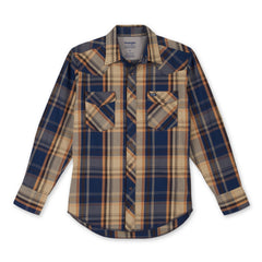Men's Wrangler Premium Performance Advanced Comfort Snap Front Shirt #MACW18B
