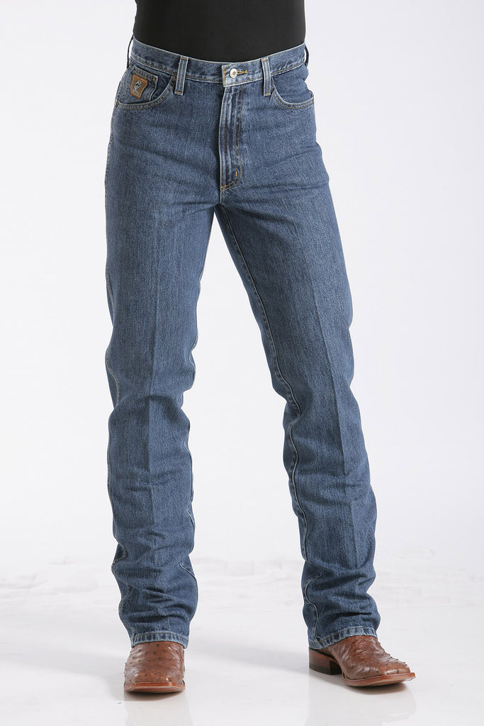 Men's Cinch Slim Fit Bronze Label Jean #MB90532002IND