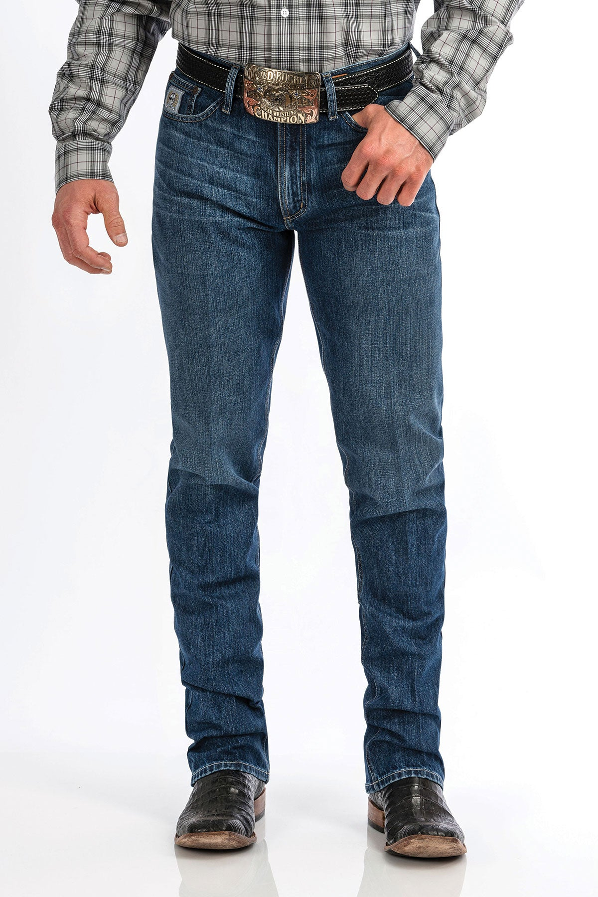 Men's Cinch Silver Label Jean #MB98034009