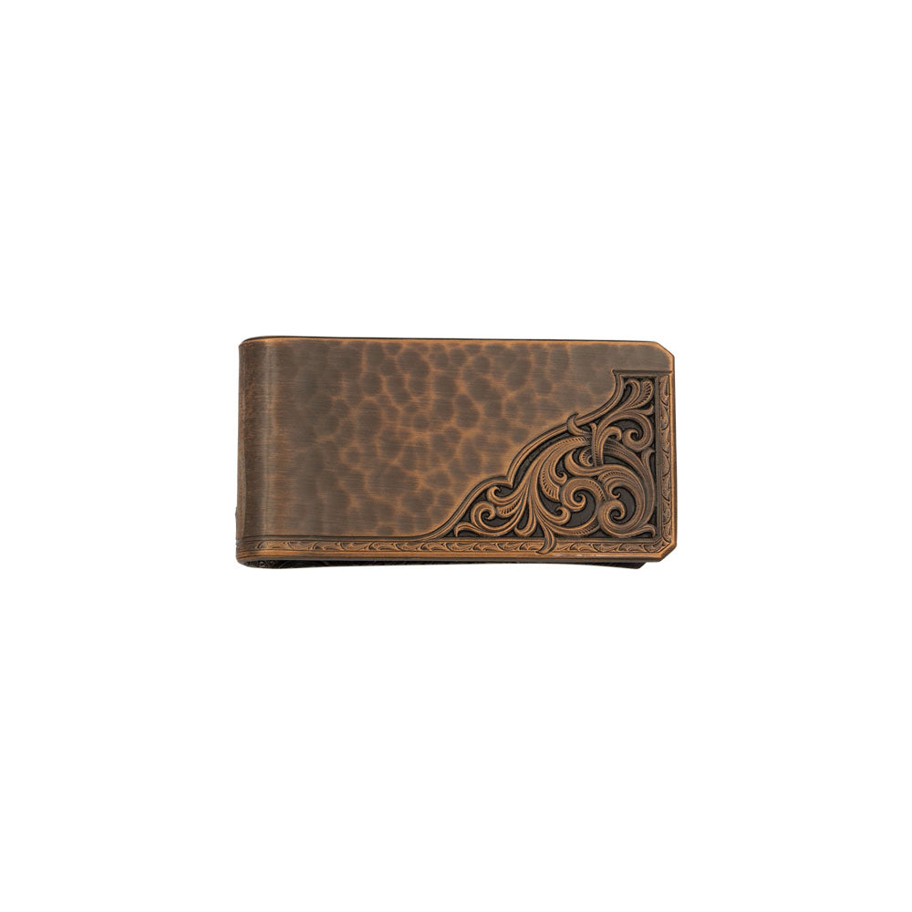 Montana Silversmiths Money Clip #MCL4218CBB