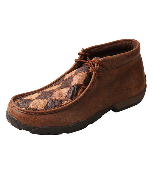 Men's Twisted X Driving Moccasin #MDM0048