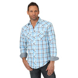 Men's Wrangler 20X Advanced Comfort Competition Snap Front Shirt #MJC239M