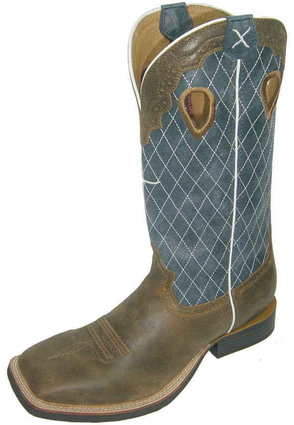 Men's Twisted X Ruff Stock Boot #MRS0027
