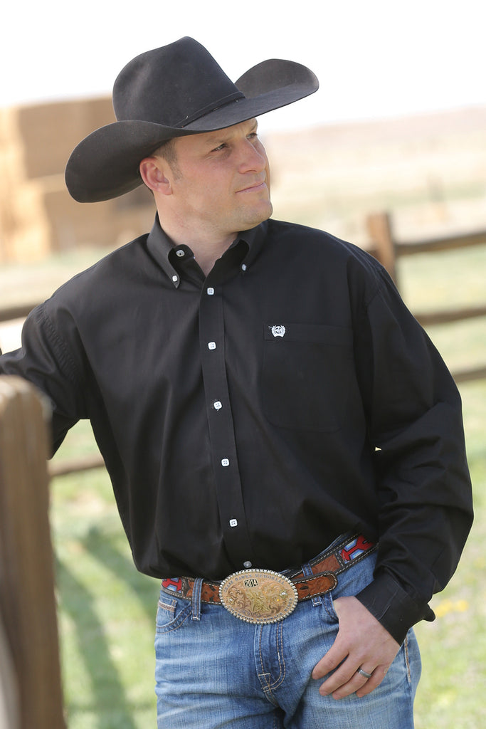Men's Cinch Button Down Shirt #MT10320083