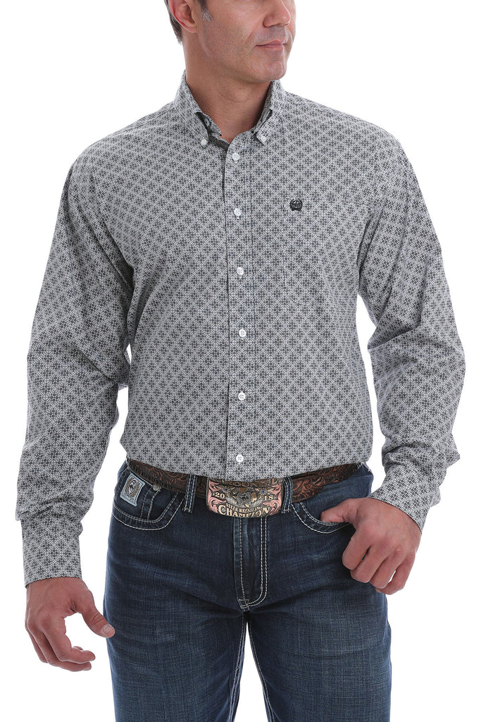 Men's Cinch Button Down Shirt #MTW1105081