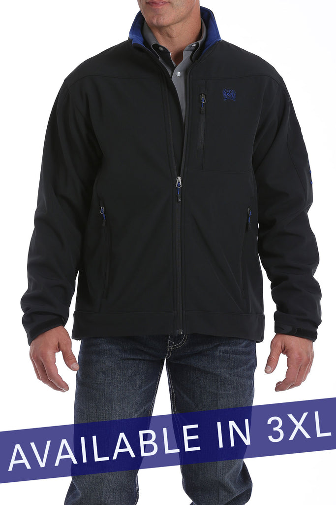Men's Cinch Bonded Jacket #MWJ107762X (Big)