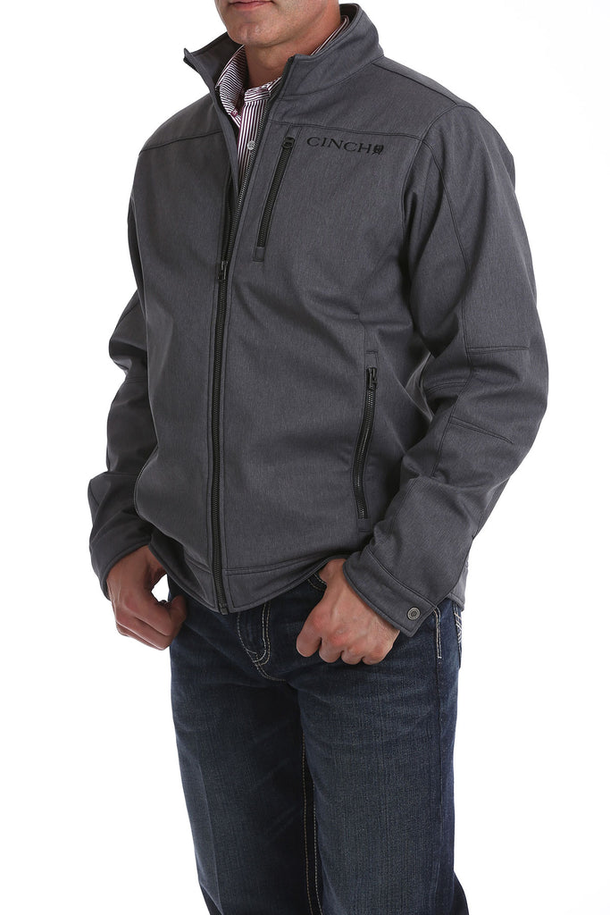 Men's Cinch Bonded Jacket #MWJ1086002HGRY