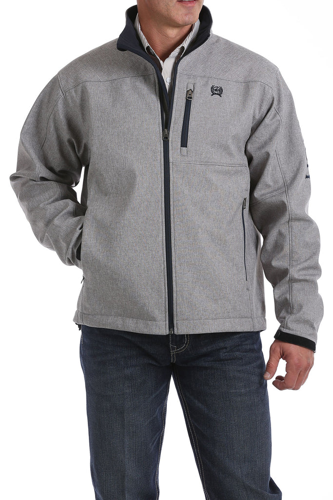 Men's Cinch Bonded Jacket #MWJ1500002GRYX (Big)