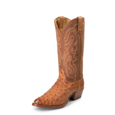 Men's Nocona Full Quill Ostrich Western Boot #MD8502
