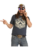 Men's Leroy Gibbons by Rock & Roll Cowboy T-Shirt #P9-3019