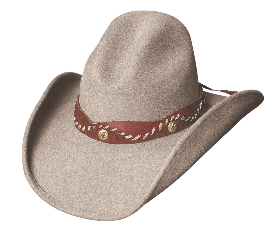 Bullhide Pistol Creek Wool Hat #0370S