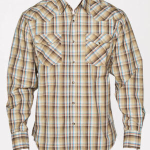 Boy's Rodeo King Snap Front Shirt #PS-400B-413