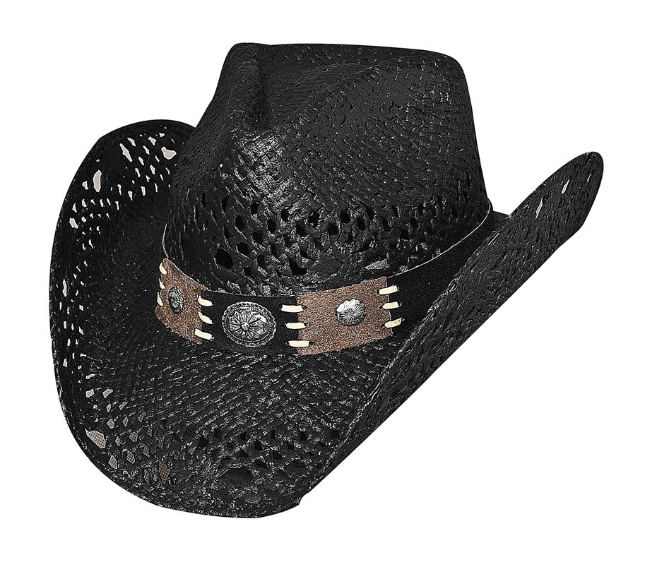 Bullhide Pure Country Straw Hat #2534BL