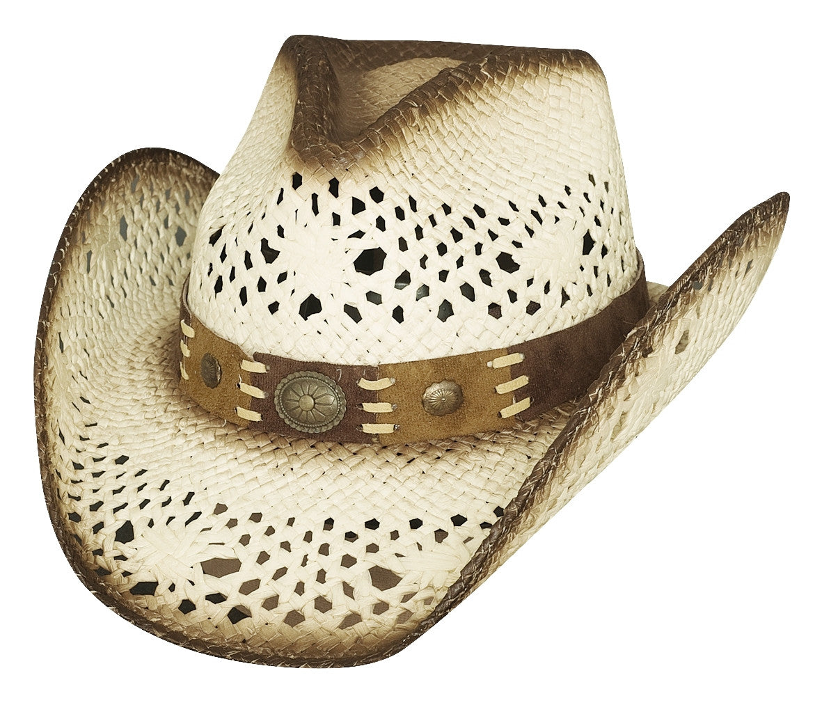 Bullhide Pure Country Straw Hat #2534W