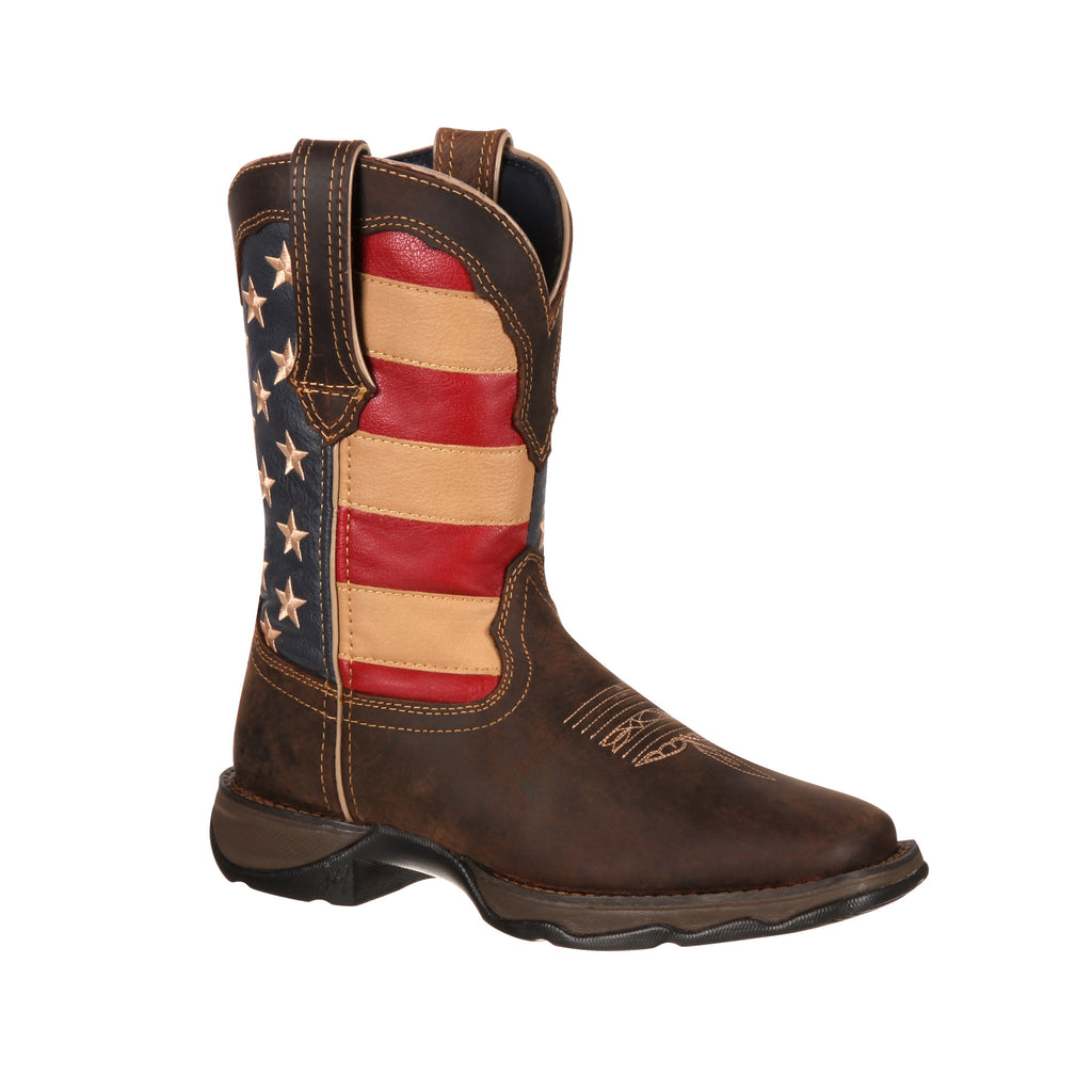 Women's Durango Lady Rebel Patriotic Boot #RD4414