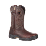 Men's Rocky Mobilite Composite Toe Waterproof Western Work Boot #RKW0197-C