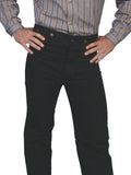 Men's Rangewear by Scully Pant #RW040BLK