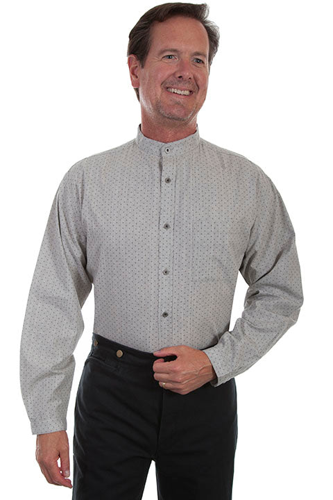 Men's Scully Button Down Shirt #RW296STO (Big and Tall)