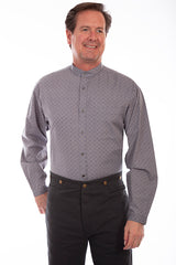 Men's Scully Button Down Shirt #RW332GRY