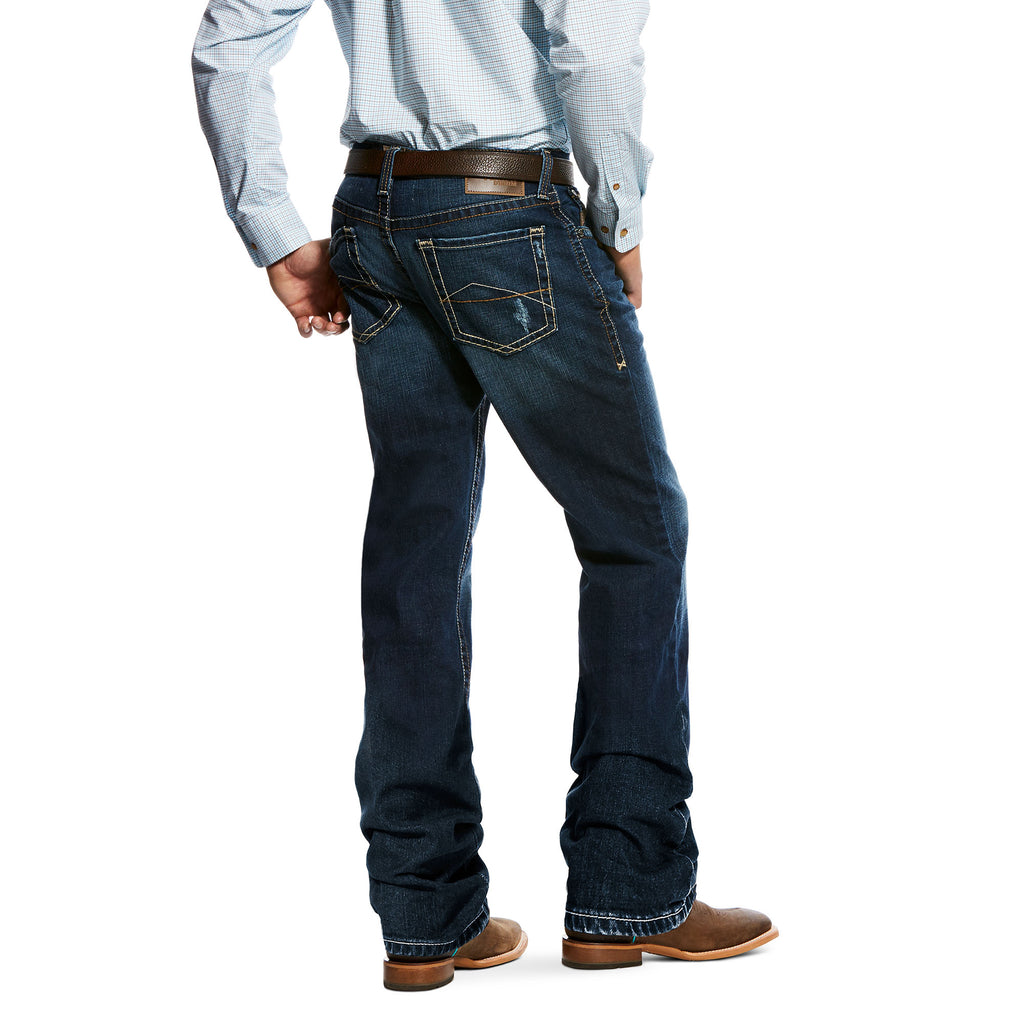 Men's Ariat M2 Relaxed Boot Cut Jean #10027149