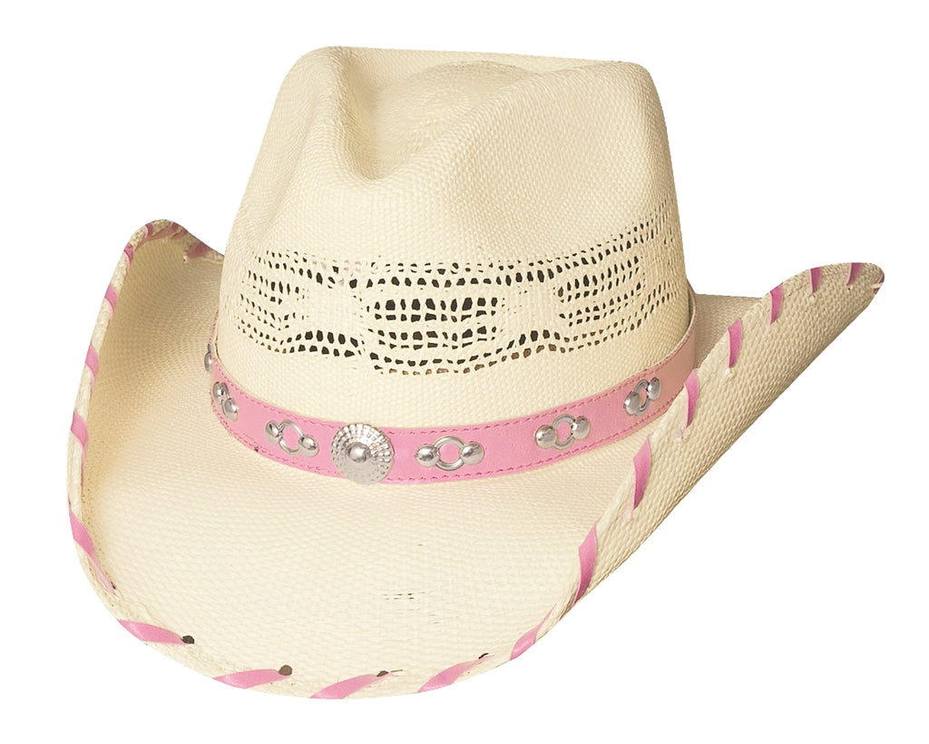 Chidren's Bullhide Shine A Little Love Straw Hat #2759