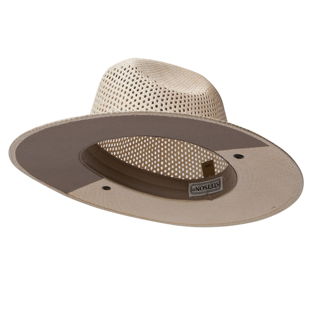 Stetson Airway Straw Hat #TSARWY-383081