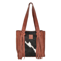 Women's STS Ranchwear Conceal Carry Cowhide Delilah Shopper Bag #STS33155