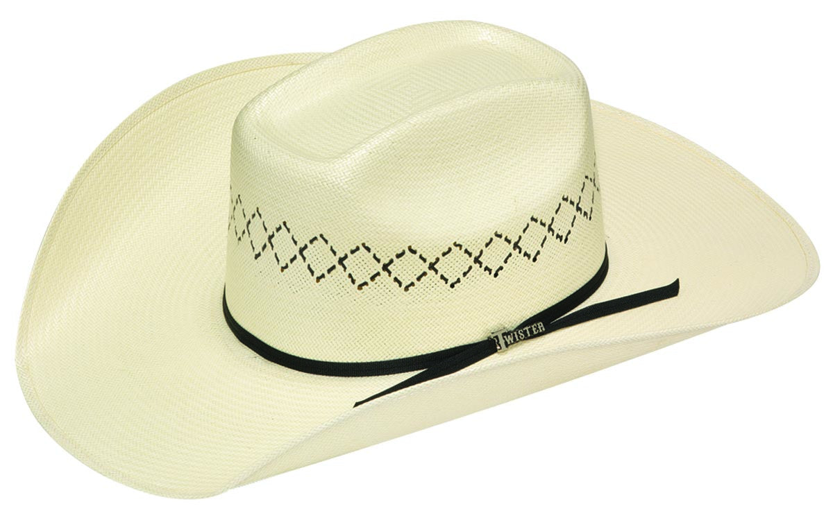 Twister Straw Hat #T73672-C
