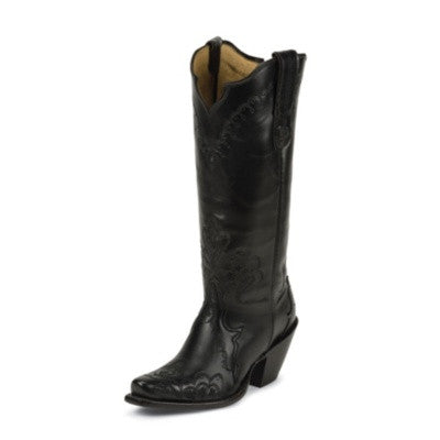 Women's Tony Lama Black Label Western Boot #6070L-C