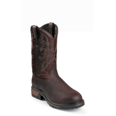 Men's Tony Lama Waterproof Steel Toe Henrick Boot #TW1009