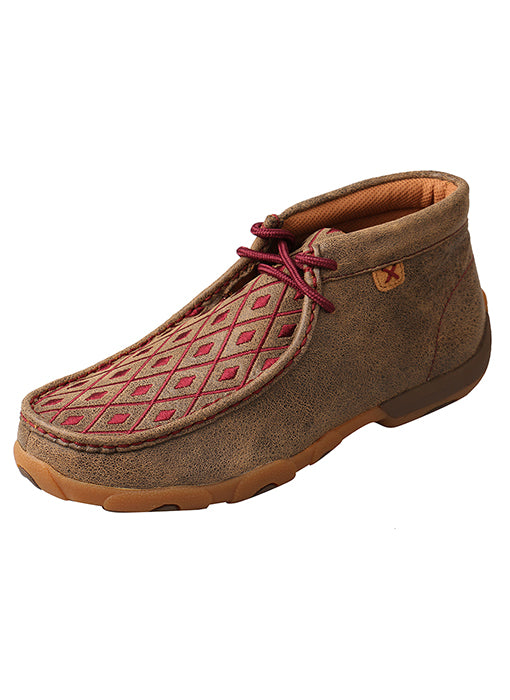 Women's Twisted X Driving Moccasin #WDM0071