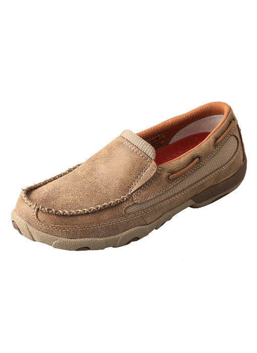 Women's Twisted X Slip-On Driving Moccasin #WDMS005