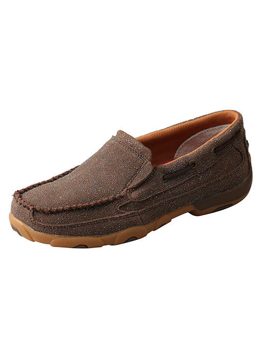 Women's Twisted X Slip-On Driving Moc #WDMS016