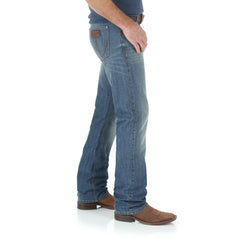 Men's Wrangler Retro Limited Edition Slim Straight Jean #WLT88CW